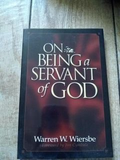 On Being a Servant of God - Wiersbe