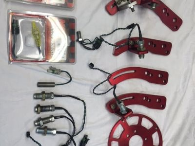 MSD Cranks triggers, Cam syncs, tach adapters, etc.