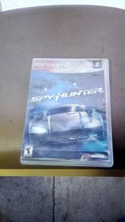 PS2 GAME SPY HUNTER GREATEST HITS