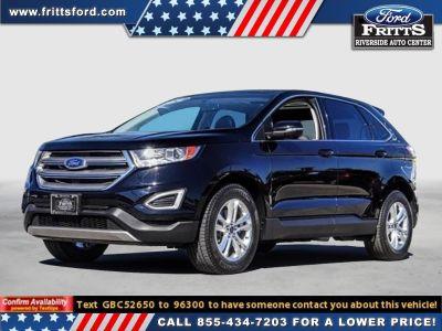 2016 Ford Edge SEL (black)