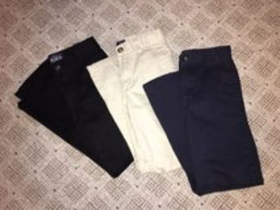 Boys size 6 slim dress/uniform pants