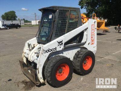 Bobcat 853 Skid-Steer Loader