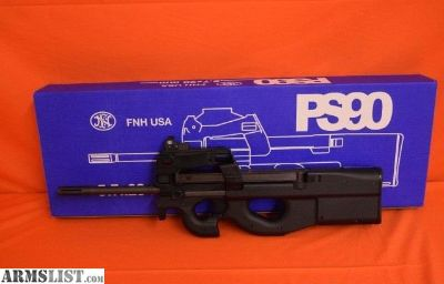 For Sale: FNH PS90 W/Red Dot 5.7x28mm