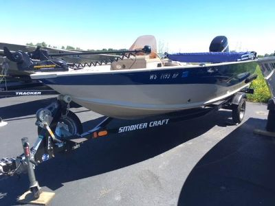 2007 Smoker Craft 161 Pro Angler Fishing Boats Appleton, WI