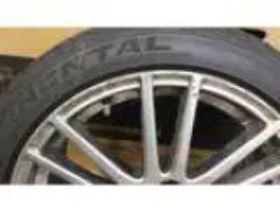 subaru sti wheels impreza wrx (Aurora)