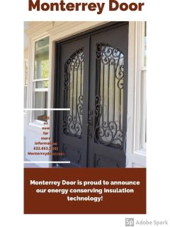 Iron Doors - Insulation Technology