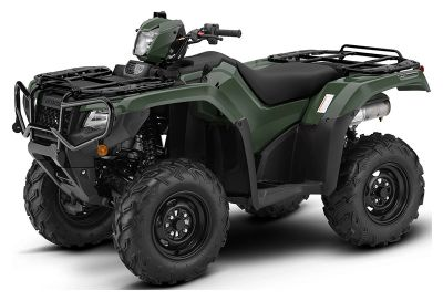 2019 Honda FourTrax Foreman Rubicon 4x4 Automatic DCT EPS Utility ATVs Belle Plaine, MN