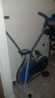 $80 OBO Stationary Bike