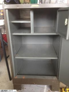 Want To Buy: Safe Cabinet Locker