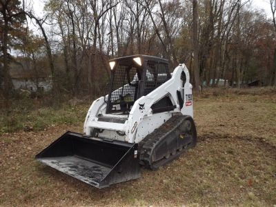 2012 Bobcat T190 Skid Steer Track Loader