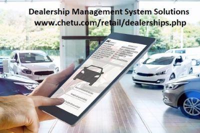 Dealership Management System Solutions & Services