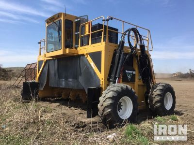 2016 Vermeer CT718 Compost Turner