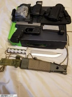 For Sale: Springfield Xd mod 2 .40