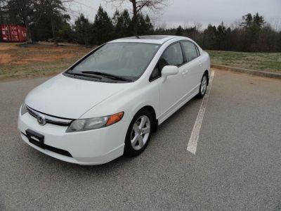 2008 Honda Civic EX-L (WHI)