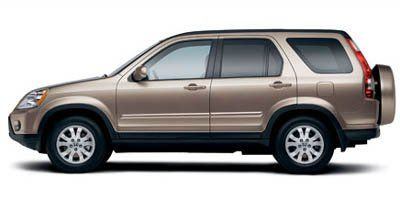 2005 Honda CR-V Special Edition (Nighthawk Black Pearl)