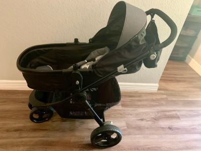 Baby Trend 1st Debut 3-Wheel Travel System,