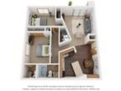 Monterey Apartments - 2 BR 1.5 BA A