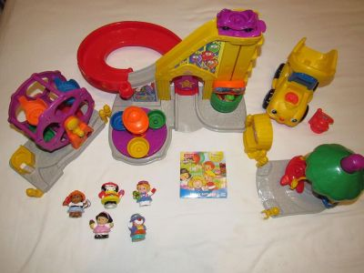 Fisher Price Little People selection