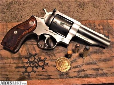 For Sale/Trade: Ruger Redhawk .45 Colt/.45 ACP