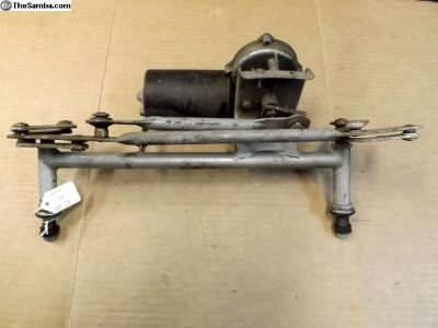 Early Porsche 911 Windshield Wiper Assembly