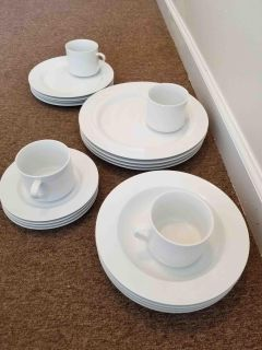 Dishes - Service for 4