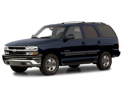 2001 Chevrolet Tahoe LS (Medium Charcoal Gray Metallic)