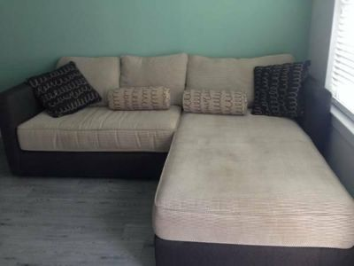 $275, Chaise Lounge Sofa