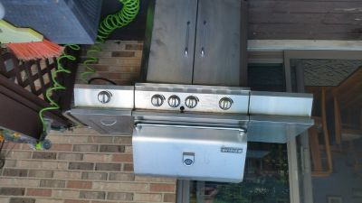 Jenn air gas grill