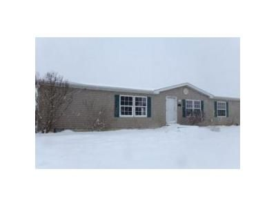 3 Bed 2 Bath Foreclosure Property in Hudson, IN 46747 - W 500 S