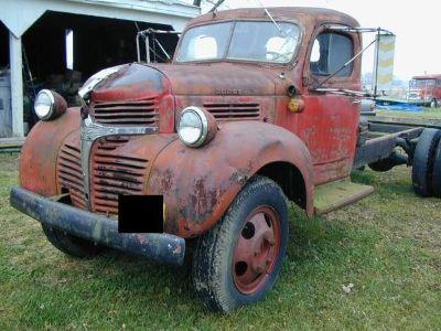 1946 Dodge Flatbed