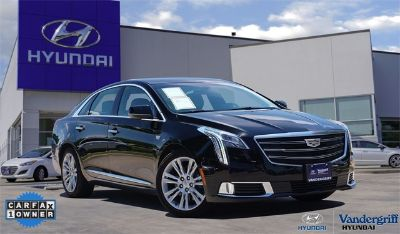 2019 Cadillac XTS Luxury Collection (Black)