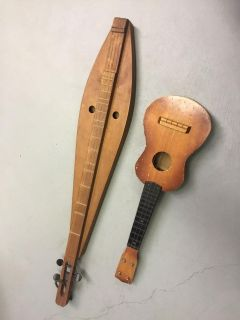 Old Fashioned Instruments