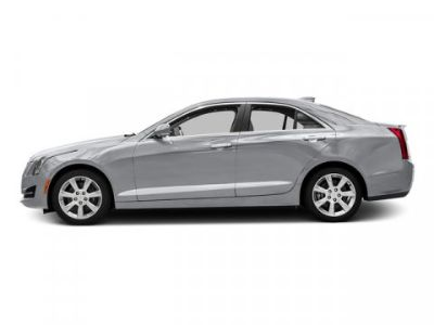 2016 Cadillac ATS 2.5L (Radiant Silver Metallic)