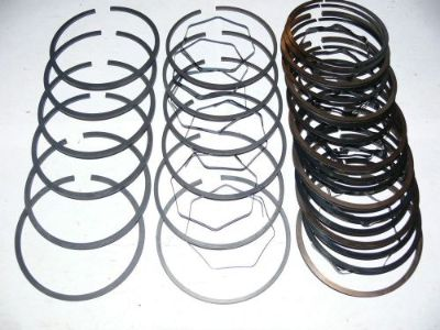 Find 1939 to 1940 PONTIAC SIX CYLINDER ENGINES STANDARD PISTON RINGS motorcycle in Elgin, Texas, United States, for US $21.95