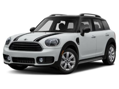 2019 MINI Countryman Cooper (Light White)
