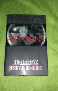 Assassins, #6 Left Behind Series, Hardcover