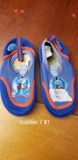 Thomas the train water shoes toddler 7