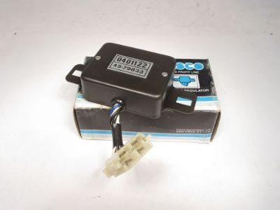 Find Alternator Voltage Regulator Fits Subaru Leone Sedan Coupe & Wagon 1600 1976 motorcycle in Franklin, Ohio, United States, for US $29.99