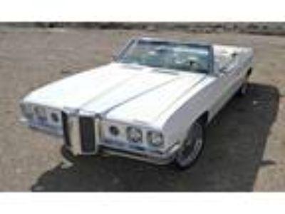 1970 Pontiac Bonneville 455 Convertible