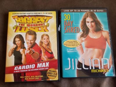 Workout video's