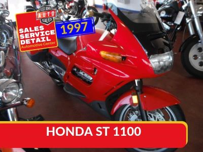1997 Honda ST1100 - (RED)