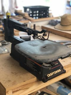 Craftsman Variable Speed Scroll Saw