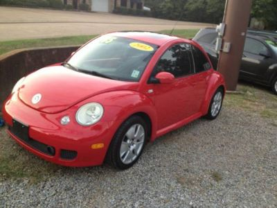 2003 Volkswagen New Beetle Turbo S 1.8L - Your Search Stops Here