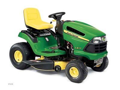 2010 John Deere LA125 Garden Tractors Lawn Mowers Mandan, ND