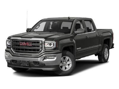 2016 GMC Sierra 1500 SLE (Not Given)