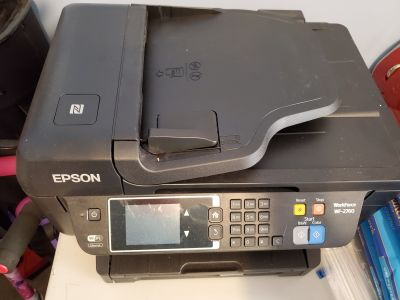 Printer for edible cake images