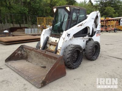 2008 (unverified) Bobcat S300 Skid-Steer Loader