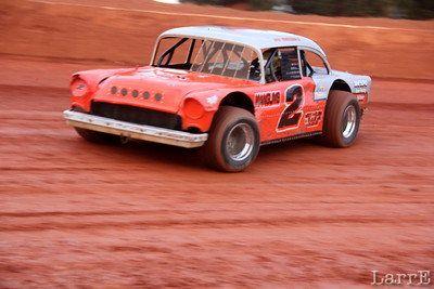 1955 Chevrolet Vintage Race Car
