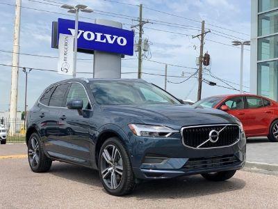 2019 Volvo XC60 (Denim Blue)