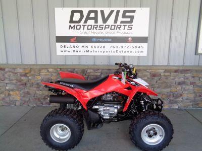 2018 Honda TRX250X Sport ATVs Delano, MN